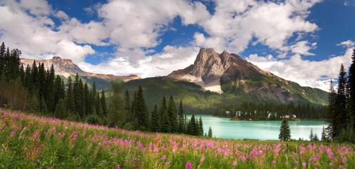 Yoho National Park, British Columbia - Don Paulson