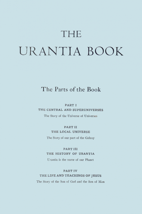 1955 The Urantia Book - 1st Edition