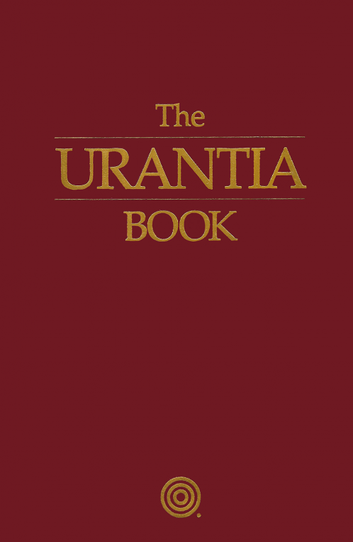 1999 The Urantia Book - Leather - Burgundy