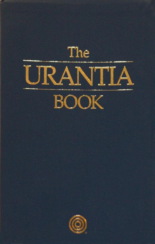 1999 The Urantia Book - Leather - Royal Blue
