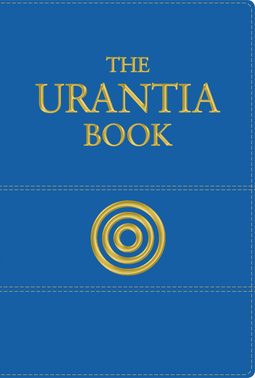 2011 The Urantia Book - Boxed - Leather - Solid Blue