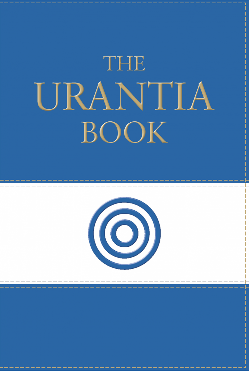2011 The Urantia Book - Boxed - Leather - White Stripe