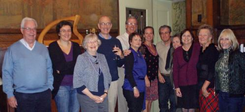 Urantia Foundation Board Members, Trustees, and Directors 2009