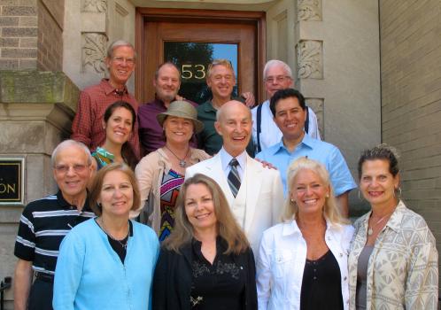 Urantia Foundation Board Members, Trustees, and Associate Trustees 2013