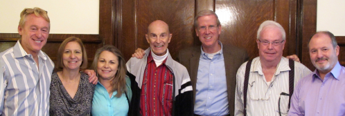 Urantia Foundation Board Members, Trustees 2014