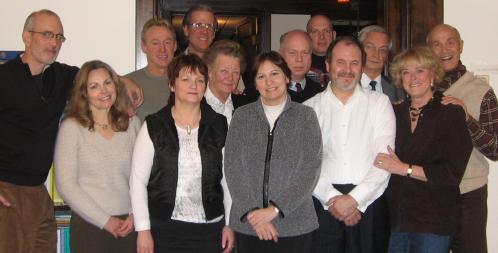Urantia Foundation Board Members, Trustees, and Directors 2007