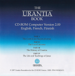 1997 The Urantia Book - CD ROM