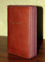 1998 The Urantia Book - Leatherbound - Zipper