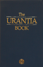 1999 The Urantia Book - Leather - Royal Blue