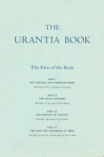 2002 The Urantia Book - Replica of 1955 edition