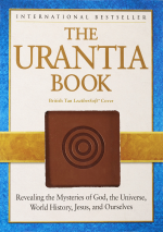 2015 The Urantia Book - Boxed - British Tan Leathersoft