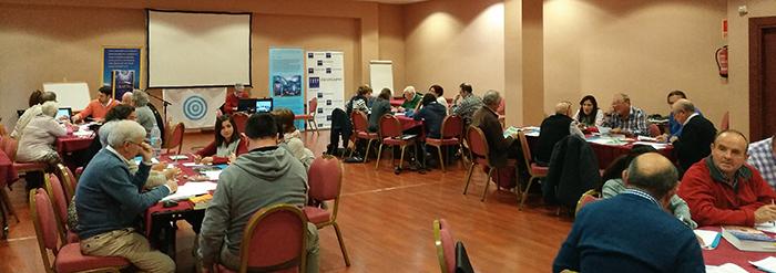 16th meeting of Spanish Urantia Book readers: Hotel Tryp, Guadalajara, Spain - 2017