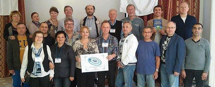 2016 La primera Conferencia de Lectores de El libro de Urantia en Rusia