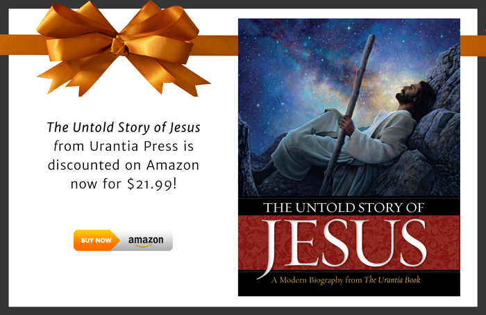 Click to Buy The Untold Story of Jesus
