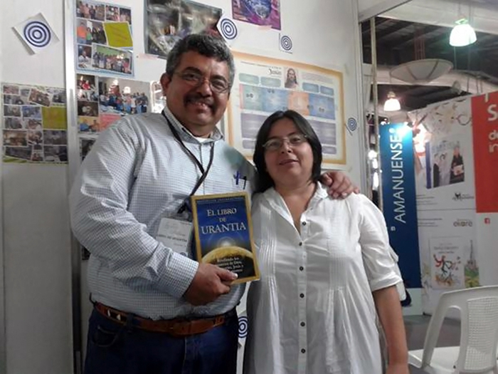 Agustin Arellano and Vanessa