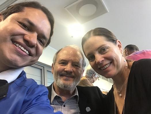 Antonio Schefer, Georges Michelson-Dupont, Tamara Strumfeld
