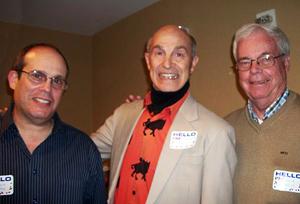 Bart Gibbons, Richard Keeler and Henk Mylanus
