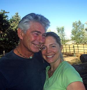 Bert Cobb and Tamara Strumfeld