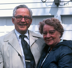 Bill and Mary Lou Hales