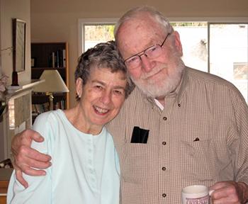 Bob Doyle and Mary Doyle