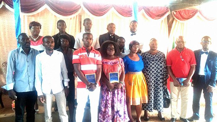 Grupo de Estudos do <em>Livro de Urântia</em> de Camarões