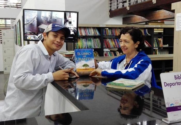 Bibliothèque de Casanare, Colombie