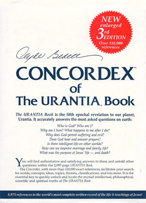 Concordex of The Urantia Book