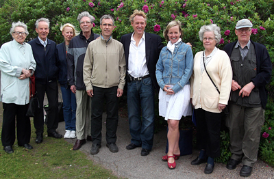 Gathering with Finnish Readers
