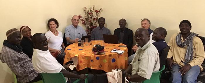 Assane Diagne, Ndiawar Ndiaye, Salimata Bamba Diagne, Line St- Pierre, Gaétan Charland, Amadou Diagne, Moustapha Ndiaye, Guy Perron, Cheikh Ndiaye, Lamine Ndour, Khatabe Ndiaye
