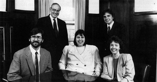Damian Bondi, Sheila Schneider, Joan Kang, Martin W. Myers, Robert Solone