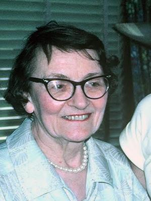 Edith E Cook