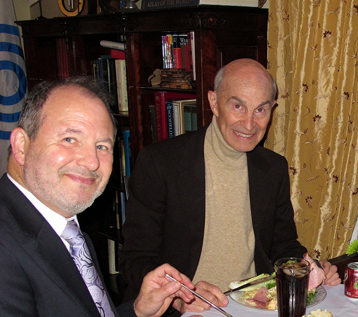 Georges Michelson-Dupont, Richard Keeler