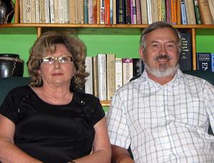 Gosia and Paul Jaworksi