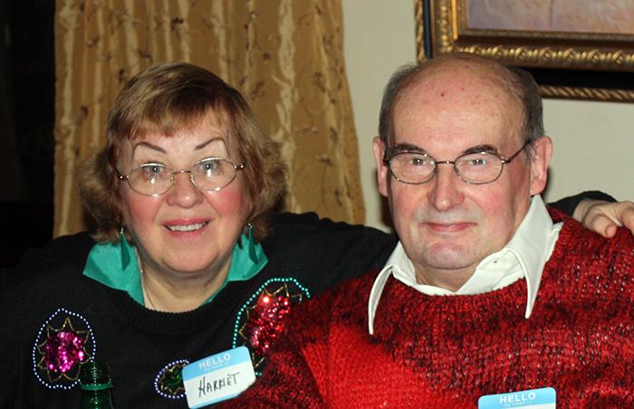 Harriet and Jack Wjotaszkiewicz
