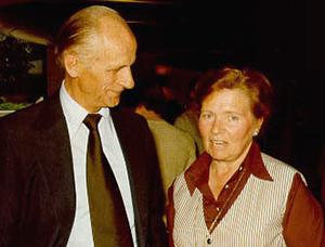 Henry and Baukje Begemann