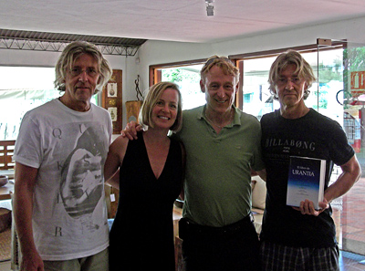 Horacio Brupbacher, Jennifer, Mo, Alberto Brupbacher