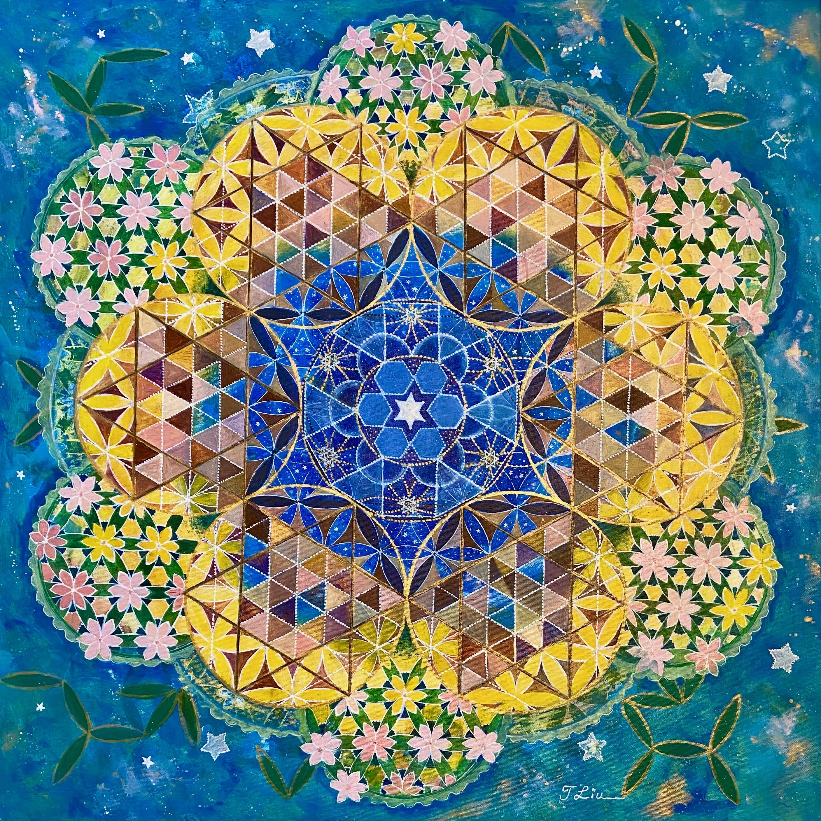 Mandala by Tina Liu