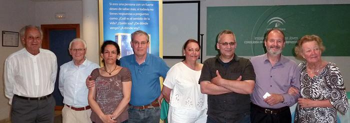 International visitors - Urantia Book readers in spain