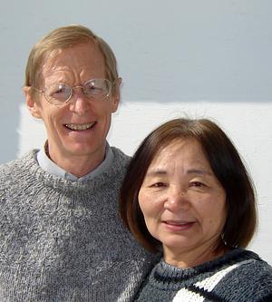 Jeffrey Wattles & Hagiko Wattles