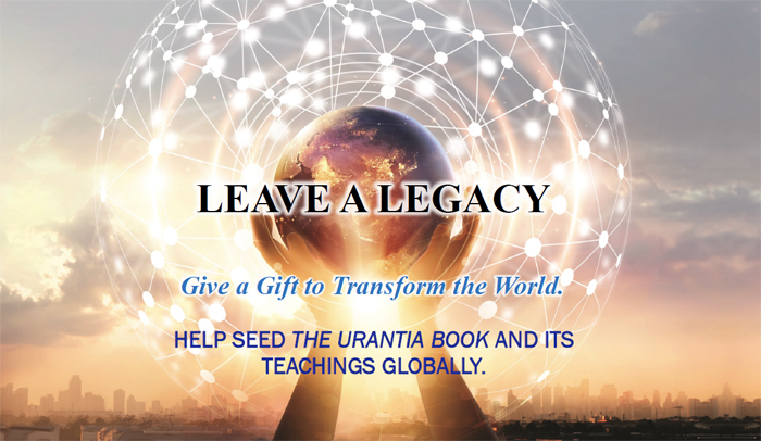 Leave a Legacy - Planned Giving