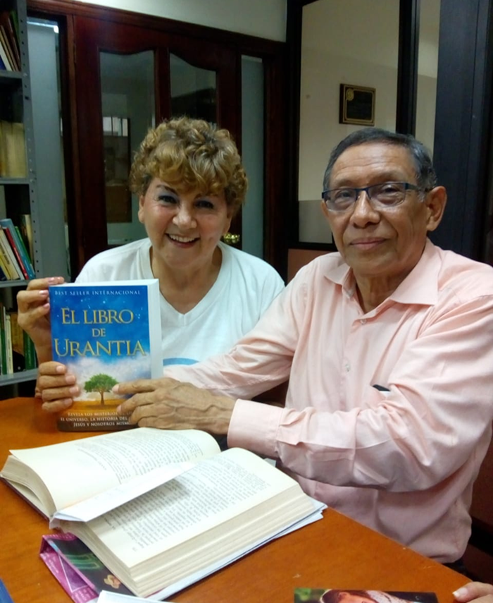 Library reading group, Barranquilla, Colombia