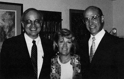 Martin Myers, Tonia Baney, Richard Keeler