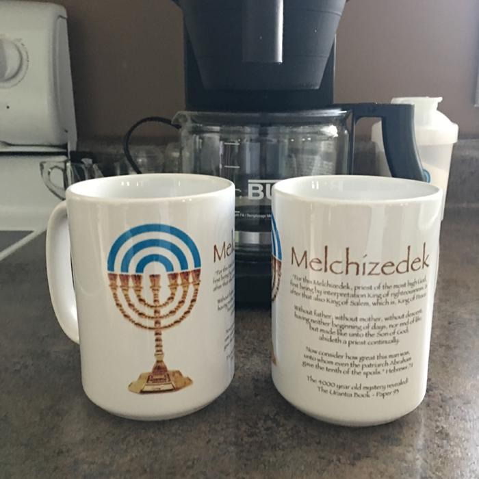 Melchizedeck mug