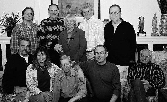 Mike Wood, Will Sherwood, Cathy Jones, Eddie King, Seppo Niskanen, Jerry Prentice, Shirley Pelland, Jeffrey Wattles, Gaétan Charland, Travis Binion