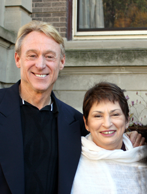 Mo Siegel and Lila Dogim