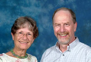 Nancy Johnson, Marvin Gawryn