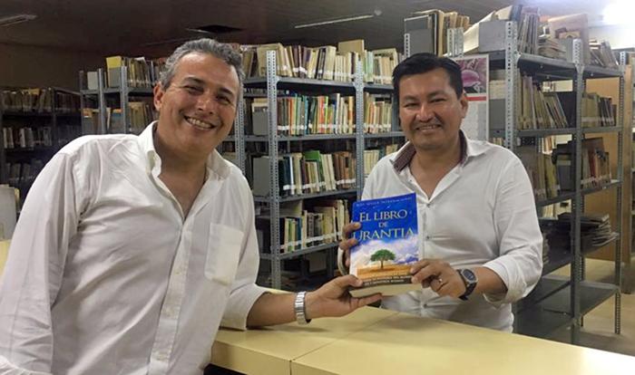 Raul Otero Reiche Library, Santa Cruz, Bolivia