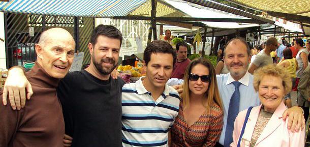 Richard Keeler, Carlos Leite da Silva, Nemias Mol, Ligia Zotini, Georges Michelson-Dupont, Susana Hüttner