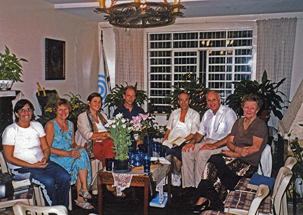 Maria Hilda Bernardino, Suzana Huttner, Marianne Prado, Pentti Pitkänen, Luiz Carlos Dolabella Chagas, Werner Sutter, Irmeli Ivalo-Sjølie