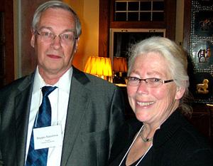 Seppo Kanerva & Patricia Mundelius